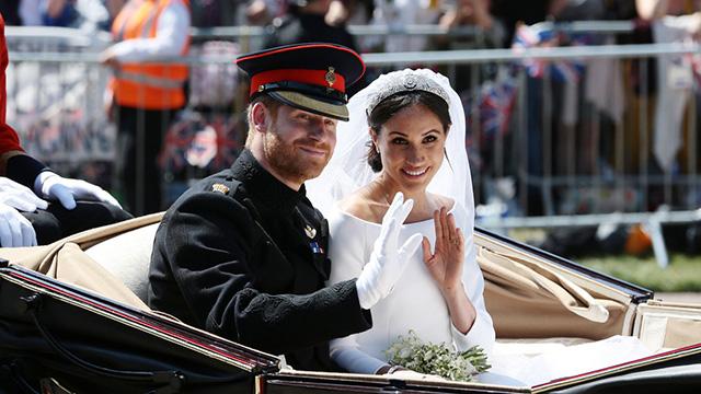Kraljevsko vjenčanje godine: Princ Harry i Meghan Markle postali vojvoda i vojvotkinja od Sussexa